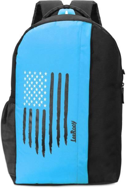 LeeRooy Casual Bag blue 2 26 L Laptop Backpack