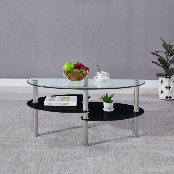 KRIJEN Lodgy Glass Coffee Table