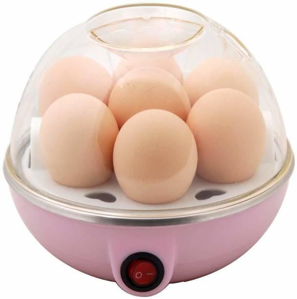dhavl Plastic and Stainless Steel Egg Boiler Egg Cooker