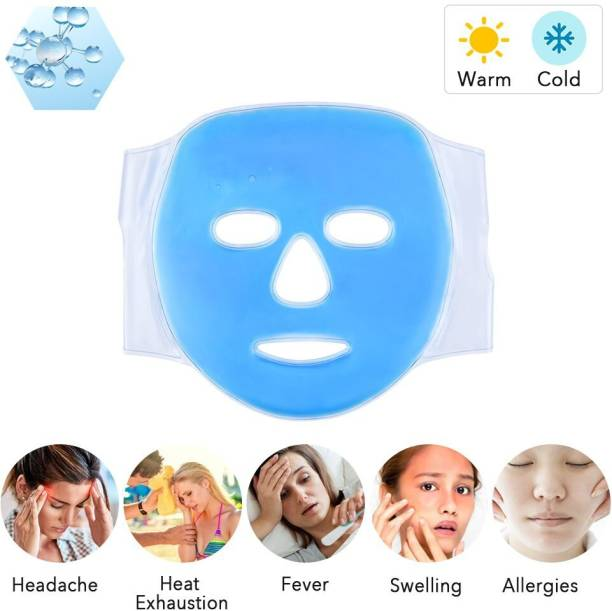 Skylight Gel Face Cooling Mask For Women And Men Sleeping Mask  Face Shaping Mask