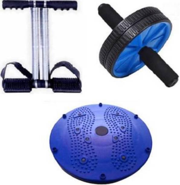 Skyfitness FAT BURNING AND AB EXERCISER HOME GYM COMBO Gym & Fitness Kit