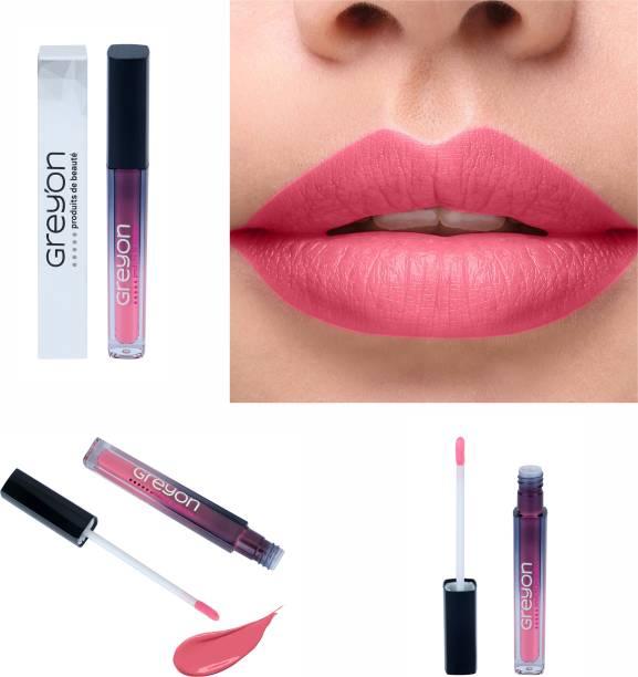 Greyon Matte Liquid Lipstick Sweet Light Pink 27