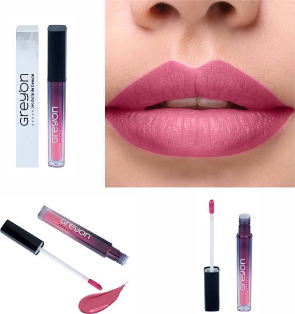 Greyon Matte Liquid Lipstick Hippie Dark Pink 31