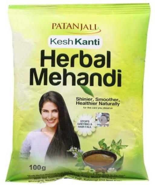 PATANJALI Kesh Kanti Herbal Mehandi Natural Mehendi
