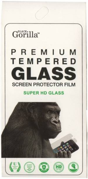BLACK GORILLA Edge To Edge Tempered Glass for for Huawei Nova 5T