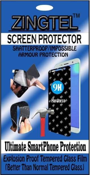 ZINGTEL Tempered Glass Guard for Panasonic Eluga I8