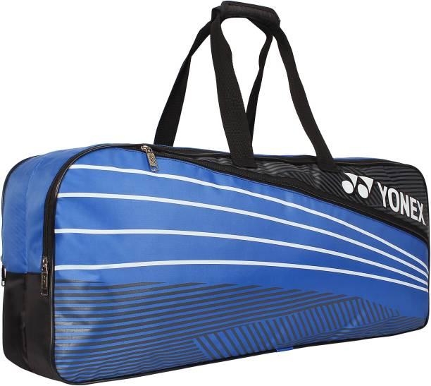YONEX S26S Extra Volume 2 in 1 Badminton Kitbag, Navy/White