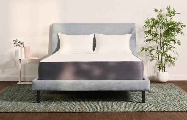 Aart Store Orthopaedic Mattress Memory Foam Dual Comfort, King Bed Size (78x72x8) 8 inch King Memory Foam Mattress