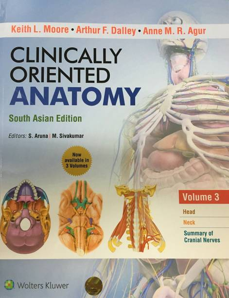 Clinically Oriented Anatomy 3 Edition