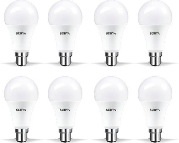 SURYA 7 W Round B22 LED Bulb
