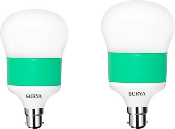 SURYA 10 W, 12 W Globe B22 LED Bulb