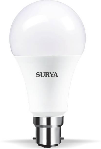 SURYA 9 W Round B22 LED Bulb