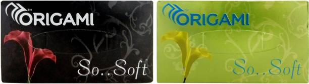Origami So..Soft Face Tissues