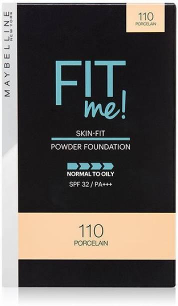 MAYBELLINE NEW YORK Fit Me Powder Foundation SPF 32 Foundation
