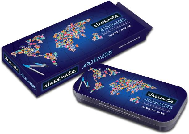 Classmate 04010050AA Geometry Box