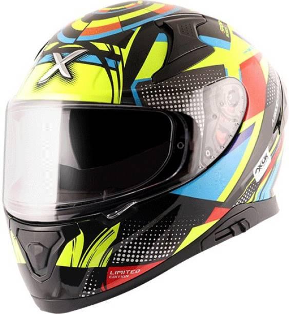 Axor Apex Vivid Motorbike Helmet