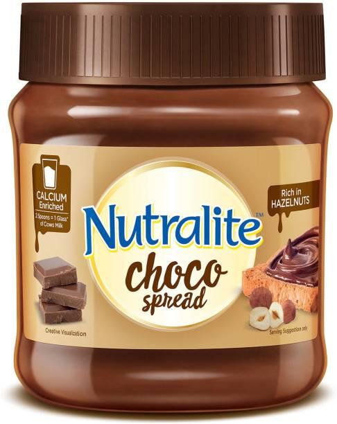 Nutralite Choco Spread Calcium| Hazelnut Spread| Uses Premium Chocolate 275 g