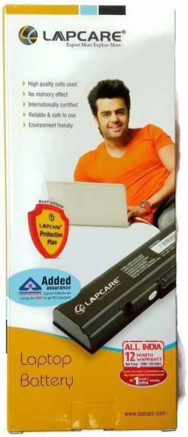 LAPCARE Laptop Battery For HS04 4 Cell Laptop Battery