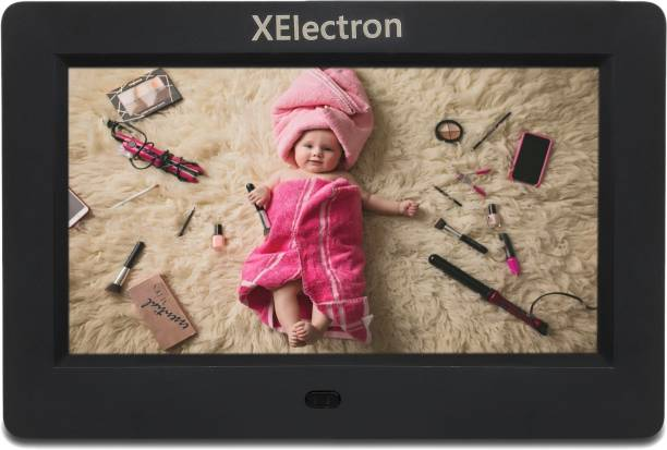 XElectron DPF702 7 inch BIS Certified Digital Photo Frame