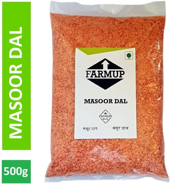 FARMUP Red Masoor Dal (Split)