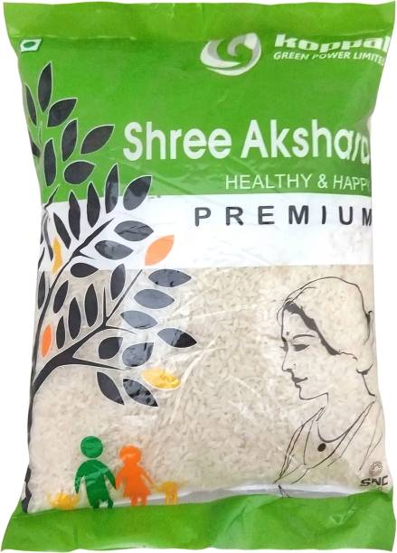 Shree Akshara Premium Ponni Rice (Raw)