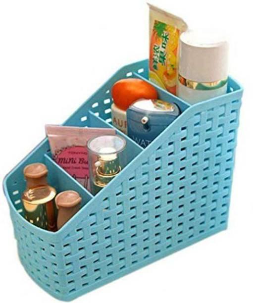 Jantrex Design Kitchen Toilet 4 Slots Storage Basket Box Storage Basket Storage Basket