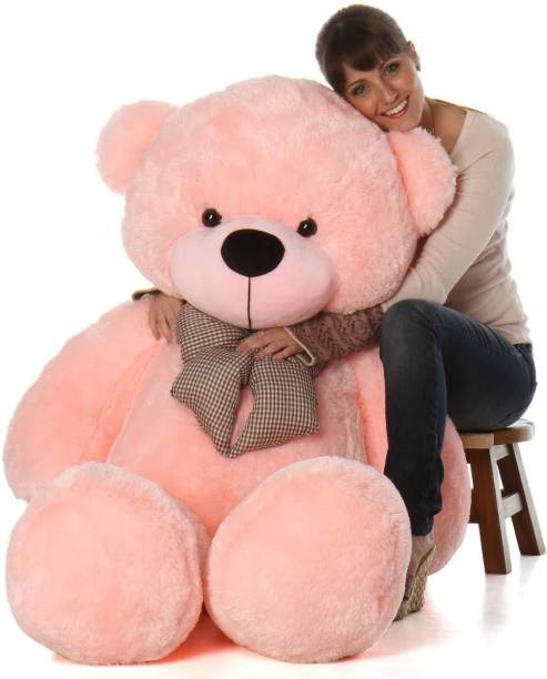 MSA 3 Fit Teddy Bear I Love You Jumbo For Some One Special - 90 cm (Pink)  - 91 cm