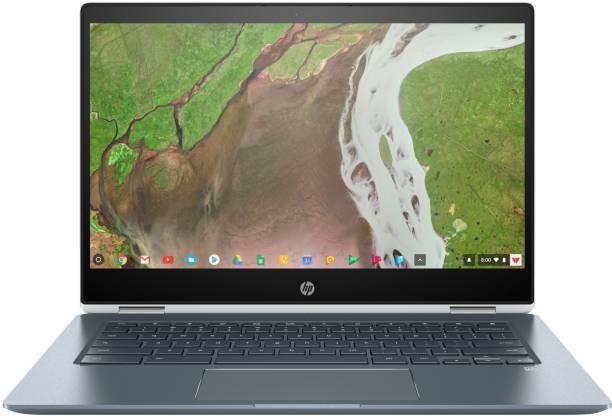 HP Chromebook x360 Core i3 8th Gen - (8 GB/64 GB EMMC Storage/Chrome OS) 14-da0003TU 2 in 1 Laptop