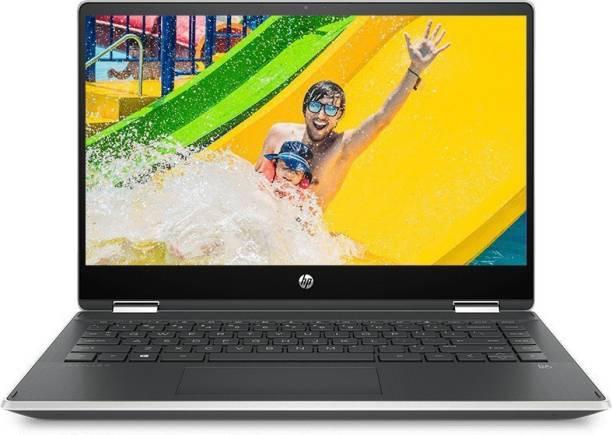 HP Pavilion x360 Core i3 8th Gen - (4 GB/256 GB SSD/Windows 10 Home) 14-dh0101TU 2 in 1 Laptop