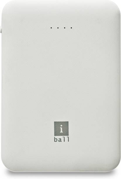 iBall 5000 mAh Power Bank (5 W)