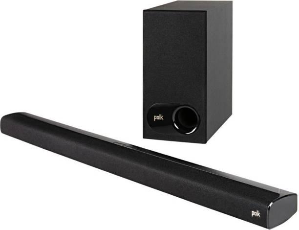 Polk Audio Signa S2 Dolby Digital with HDMI ARC 120 W Bluetooth Soundbar