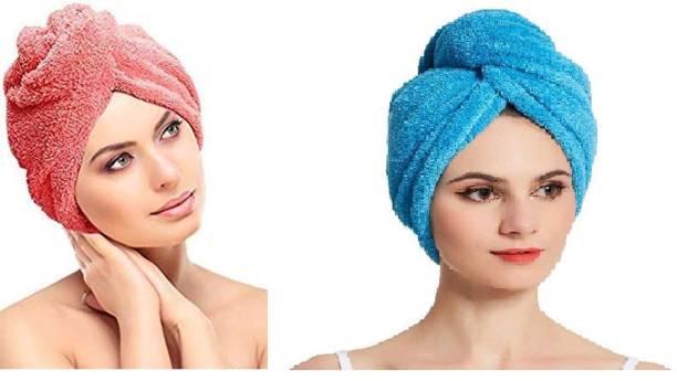 RISCO RETAILS Microfiber 500 GSM Hair Towel