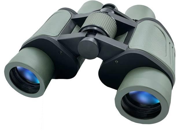 CASON 8 X 40 Binoculars 10X Zoom HD Folding Powerful Lens Telescope Binocular With Bag Outdoor Binoculars For Long Distance , bird watching,wildlife (Adults ) Binoculars