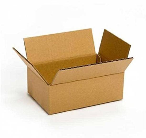 HMC Enterprises Corrugated Cardboard 9x6x3 Inches Gift Packing, Food, Gift & Crafts, Office, Electronics Packaging Box