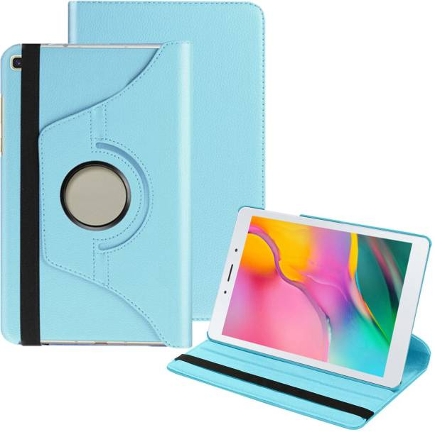 TGK Flip Cover for Samsung Galaxy Tab A 8 inch (2019 release) Compatible Model SM-T290, SM-T295, SM-T297