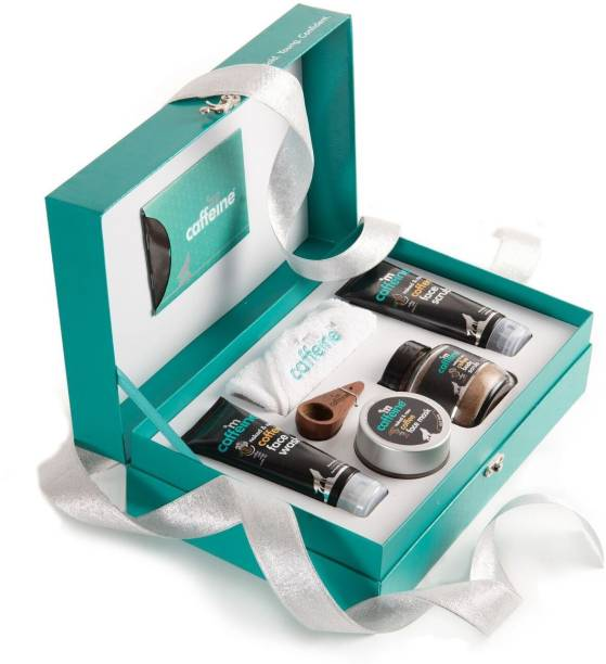 MCaffeine Coffee Mood Skin Care Gift Kit