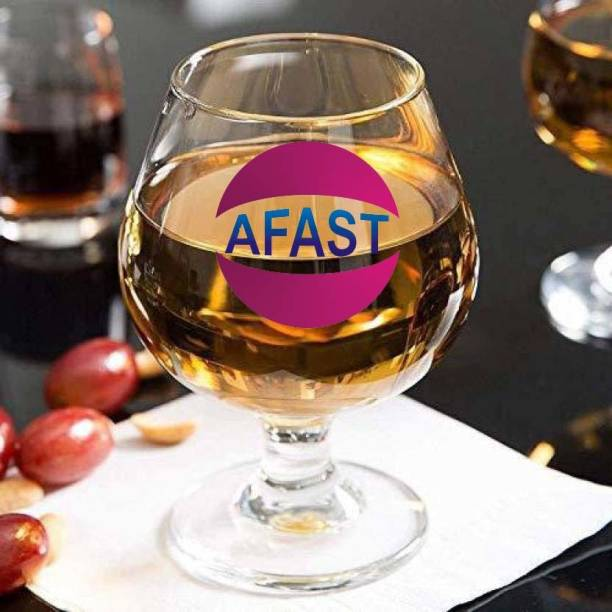 AFAST Royal Clear Wine/ Juice Glass, 300Ml, One Psc- BN10 Glass