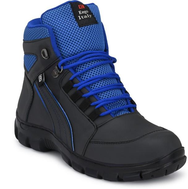 Shoes Pro Man Black Safety Shoe Size