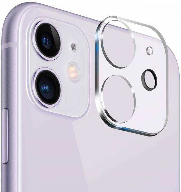 Fovtyline Back Camera Lens Glass Protector for Apple iPhone 11