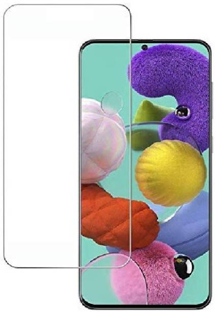 ISAAK Tempered Glass Guard for Samsung Galaxy A51