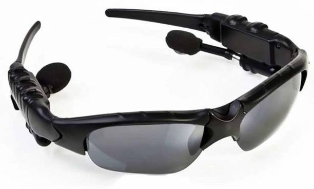 IMMUTABLE 4157 IMT RR Portable Wireless Sunglasses with Bluetooth Headset | Headphones with Polarized Lenses and Stereo Sound