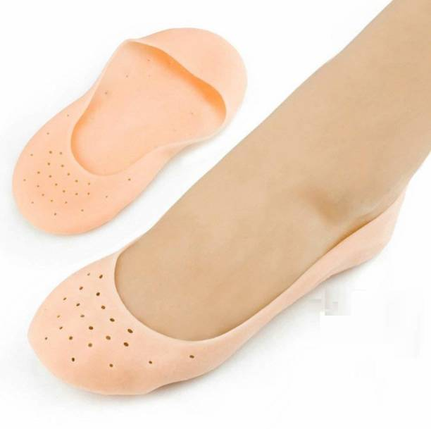 ronfild Full Length Silicon Foot Protector Heel Support Heel Support