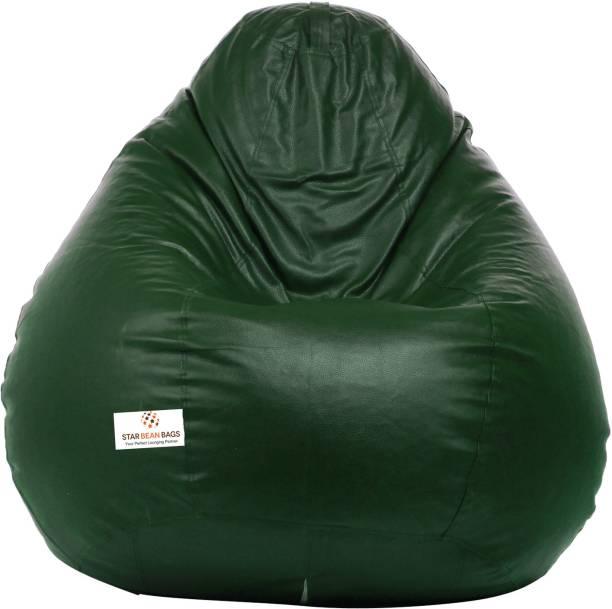 STAR XL Classic Teardrop Bean Bag  With Bean Filling