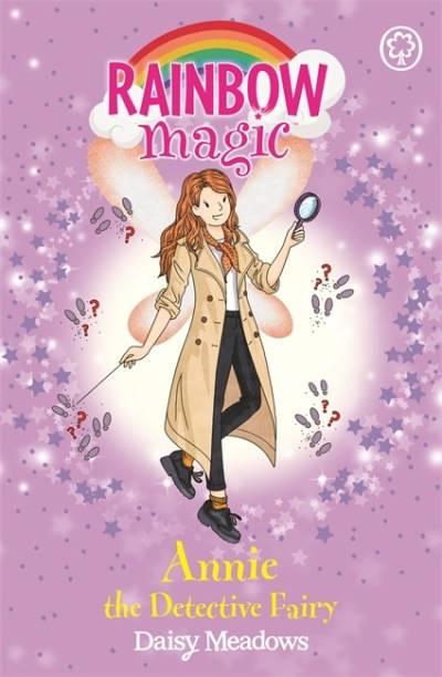 Rainbow Magic: Annie the Detective Fairy