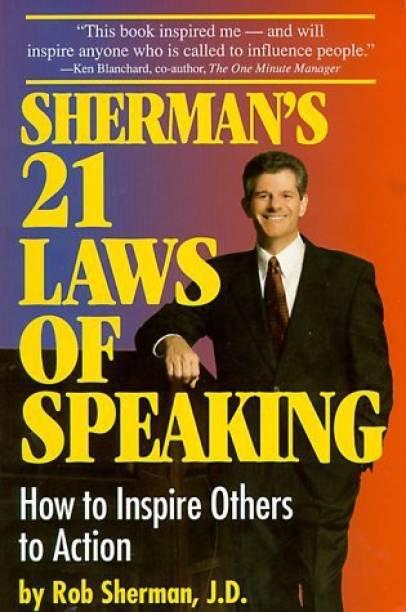 Sherman's 21 Laws of Speaking in Public