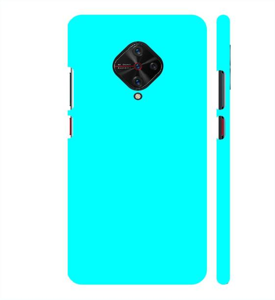 Lifedesign Back Cover for Vivo S1 Pro