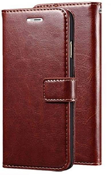 SKIN WORLD Wallet Case Cover for REAME 1