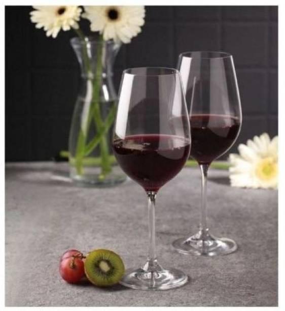 BESTAQUA (Pack of 2) wine glass set Glass Set