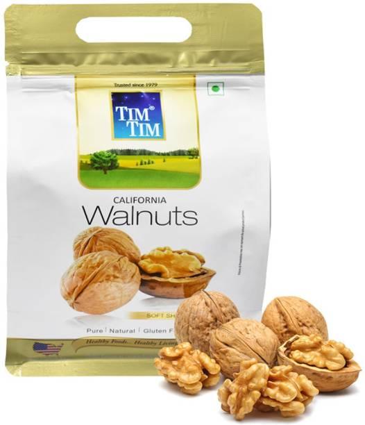 Tim Tim Premium California In-shell (Akhrot with Shells Jumbo Size) Walnuts