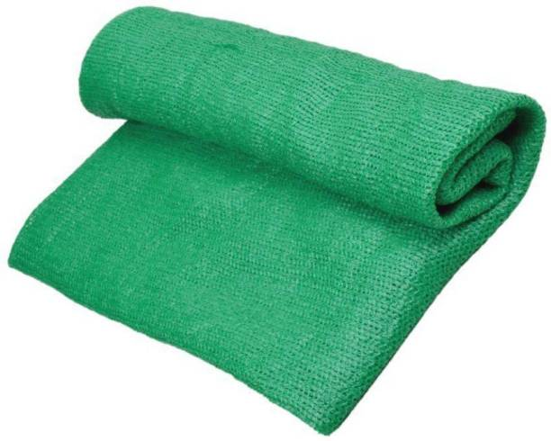 KOLKATA ORCHID ONLINE Green House NET I Garden NET I Agro NET I Shade NET 50% Transparency UV STABILISER, Green Colour, 3 Meter (W) X 5 Meter Long Portable Green House